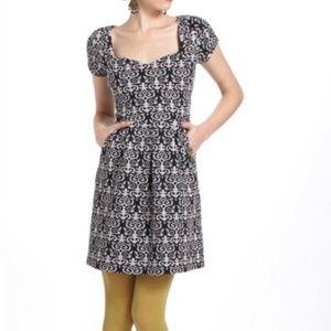 Anthropologie Caledonia Dress by Deletta [Black]